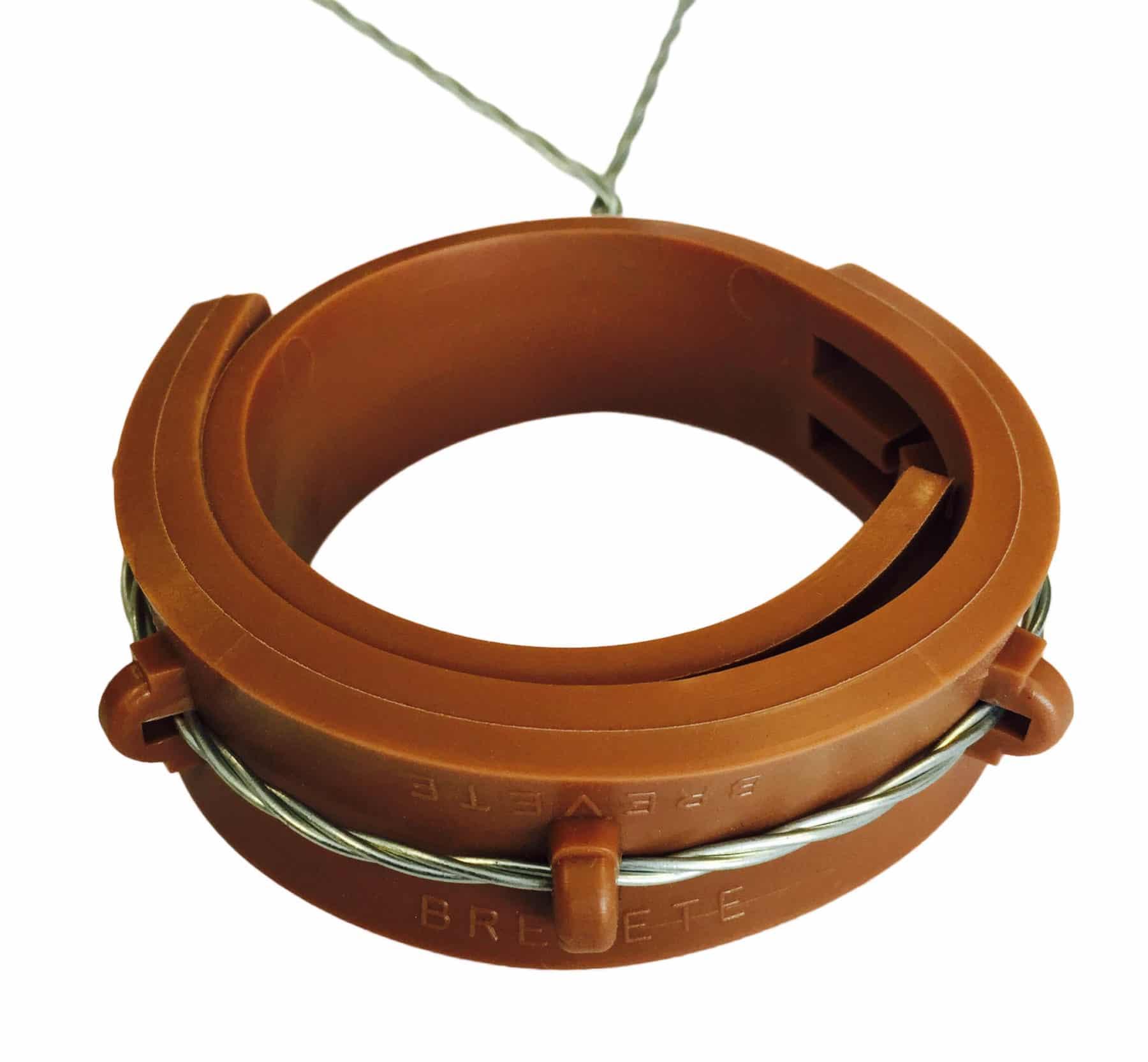 Collier de tuteurage tutopro tutovert colliers de tuteurages pour arbres - Arbre a collier ...