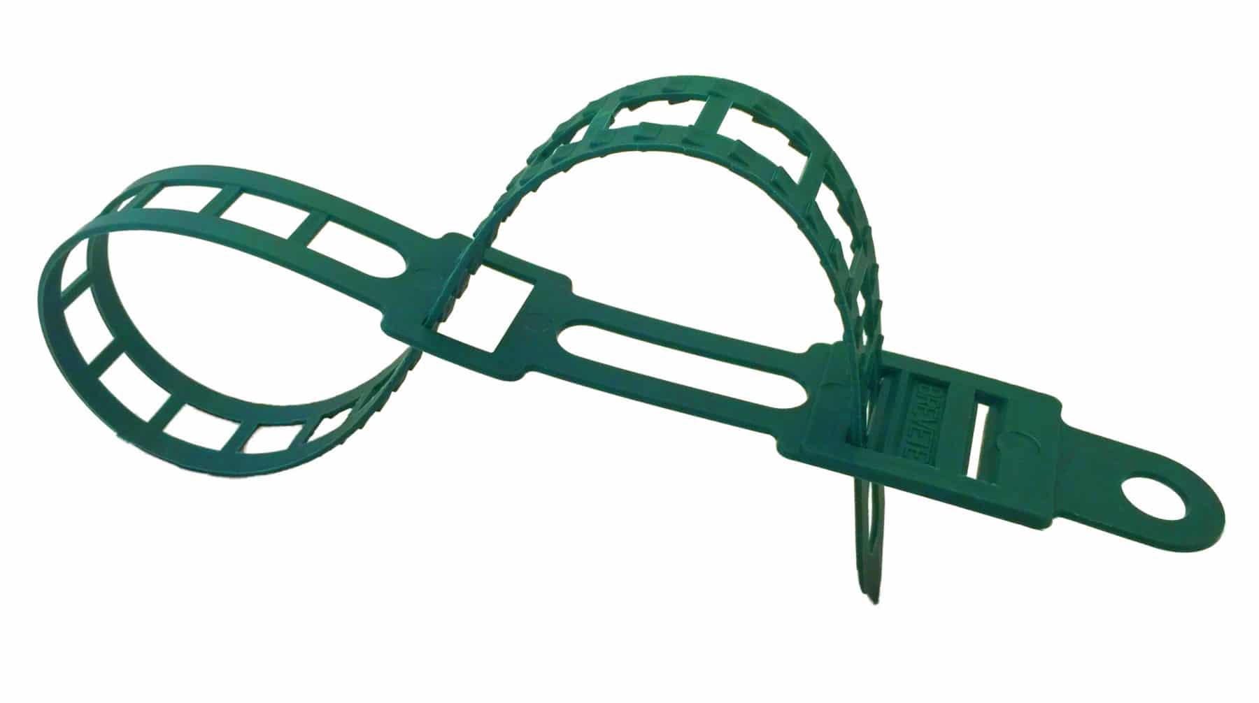 Collier de tuteurage tutozip tutovert colliers de for Arbuste plastique